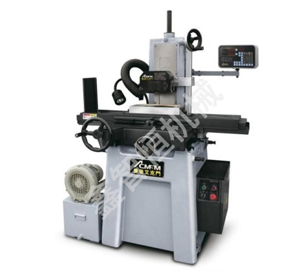 Small precision surface grinder