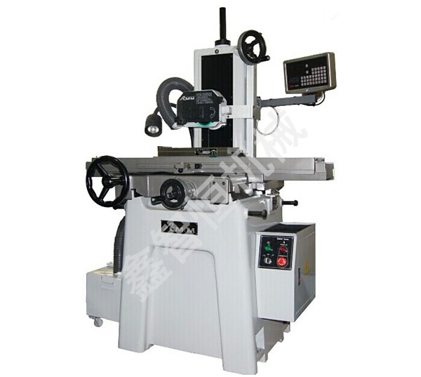 Horizontal axis surface grinder
