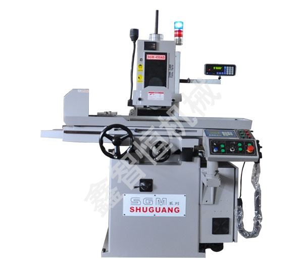 Vertical axis table grinding machine