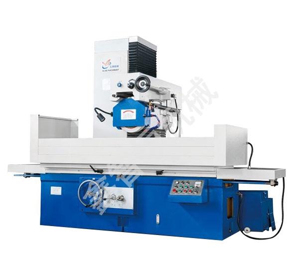 Horizontal axis table grinding machine