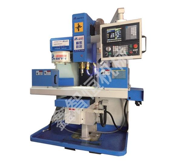 Presisi CNC Milling Machine