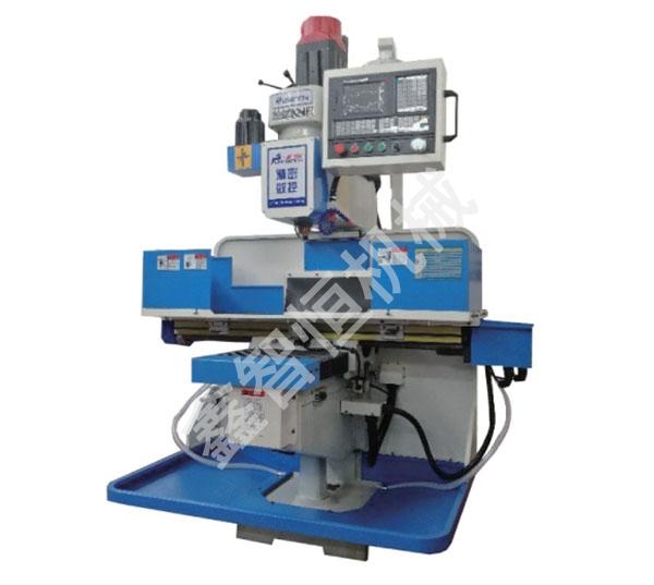 Servo spindle type CNC milling machine