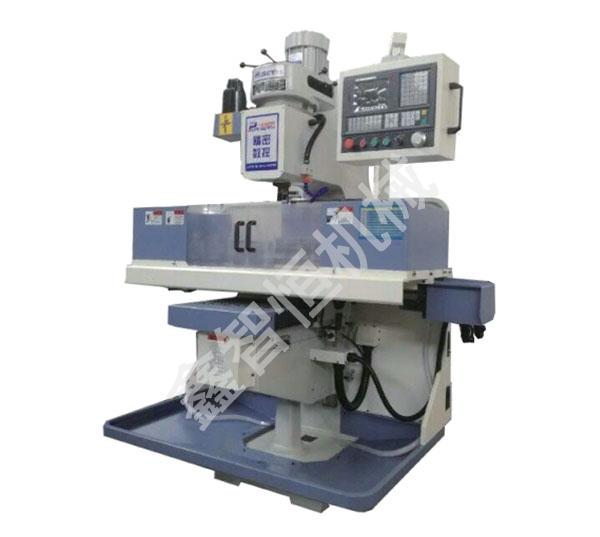Enhanced CNC Milling Machine