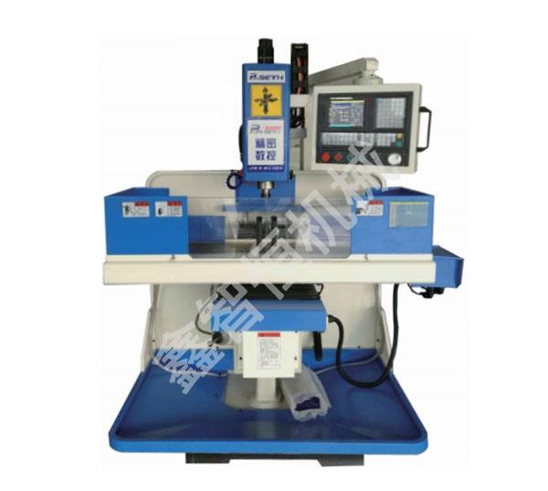 Full line high precision CNC milling machine